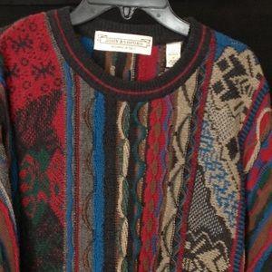 VTG John Ashford Coogi Style Men's Sweater